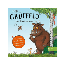 Der Grüffelo - DER GRÜFFELO-LIEDERALBUM (CD)