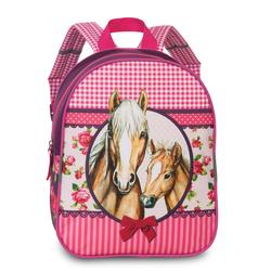 Fabrizio  Kids Pferde Rucksack 29 cm 7 l - Pferde Pink