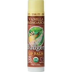 Badger Lip Balm - Vanilla Madagascar 4.2g