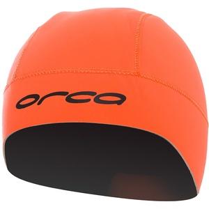 ORCA Swim Hat neon L/XL 2020 Schwimmkappen orange L/XL