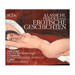 Friwole Und Erotische Geschichten Klassische - Klassische,Frivole (CD)