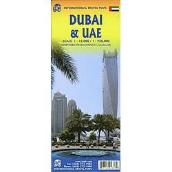 ITM City Map Dubai City - Buch