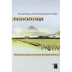 Kolonialkriege - Buch