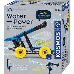 Water Power - Entdecke die Antriebskraft von Wasser
