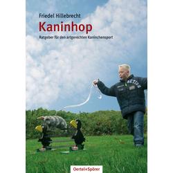 Kaninhop: Buch von Friedel Hillebrecht