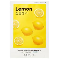Missha Airy Fit  Mask Lemon Tuchmaske 19g