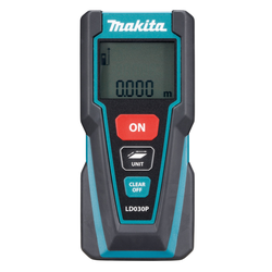 Makita Laser Entfernungsmesser 30 mtr LP030P Entfernungsmessgerät Distanzmesser