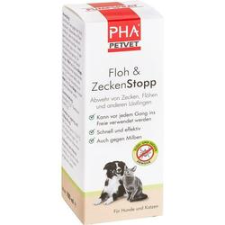PHA Floh & ZeckenStopp Pumpspray f.Hunde/Katzen 100 ml