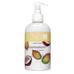 CND Hand- Bodylotion Scentsations Mango & Coconut 245 ml