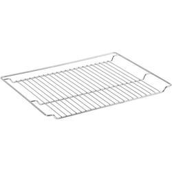 ICQN Backofenrost, Stahl, (1-St), Universal-Backofenrost, Backofengitter geeignet für Bosch Siemens 574876 00574876 Kompatibel, Backgitter Grillrost für Backofen, Verchromt, 465 x 375 mm 46.5 cm x 37.5 cm