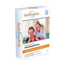 Lernkarten Altenpflegehelfer /in Altenpflege Helfer als Buch von Zoe Keßler