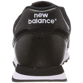 NEW BALANCE 500 black/ white, 37.5