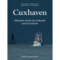 Cuxhaven: Buch von Nik Schumann