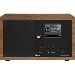 DABMAN d35 BT DAB+ Digitalradio mit Bluetooth