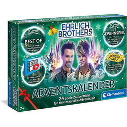 Ehrlich Brothers - Adventskalender der Magie 2020