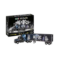 Revell® 3D-Puzzle 3D-Puzzle AC/DC Tour Truck, Puzzleteile