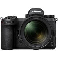Nikon Z 7 II + Z 24-70 mm S + FTZ Objektivadapter