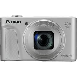 CANON PowerShot SX730 HS Digitalkamera Silber, 40fach opt. Zoom, LCD (TFT), WLAN