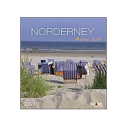 Norderney - Meine Insel 2021