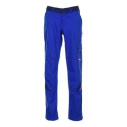 HIGHLINE Damenbundhose, kornblau/marine/zink, Größe 40