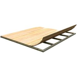 weka Fußboden, BxT:300x300 cm, für Gartenhäuser