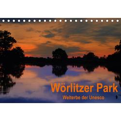 Wörlitzer Park (Tischkalender 2021 DIN A5 quer)