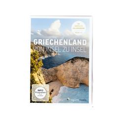 GRIECHENLAND VON INSEL ZU DVD