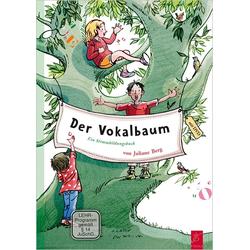 Der Vokalbaum als Buch von Juliane Berg