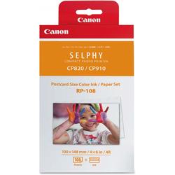 Canon Druckerpapier RP-108 2x54 Blatt
