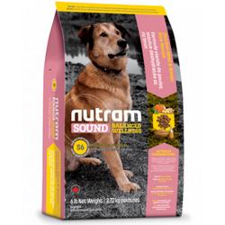 Nutram Sound Balanced Wellness Adult S6 Hundefutter 2 x 11,4 kg