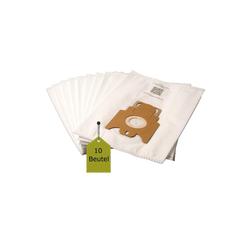 eVendix Staubsaugerbeutel 10 Staubsaugerbeutel Staubbeutel passend für Staubsauger Miele Automatic - S 5, passend für Miele