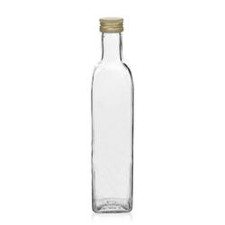 500ml Klarglasflasche