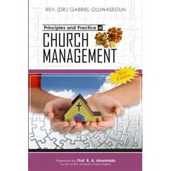 Principles and Practice of Church Management: eBook von Gabriel Oluwasegun