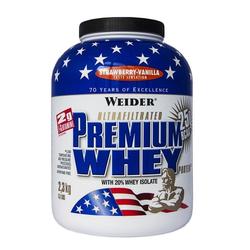 Weider Premium Whey 2,3kg (Geschmack: Stracciatella)