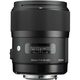 Sigma 35mm F1,4 DG HSM (A) Sony Alpha