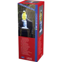 Konstsmide 6281-203 Acryl-Figur Papagei LED Klar