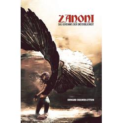Zanoni als Buch von Edward Bulwer-Lytton