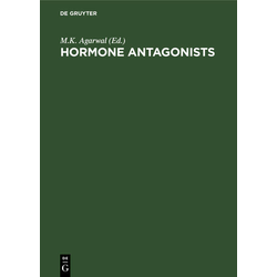 Hormone antagonists als Buch von