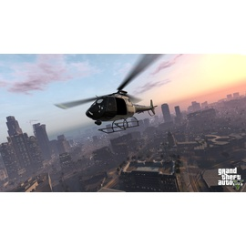 Grand Theft Auto V - Premium Edition (USK) (PS4)