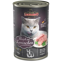 LEONARDO Quality Selection Reich an Kaninchen 24 x 400 g