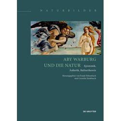 Aby Warburg und die Natur als Buch von