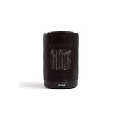 LIVOO Heizlüfter LIVOO Keramik-Heizlüfter Timer Lüfterfunktion Thermostat DOM400