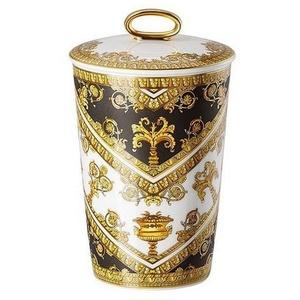 Rosenthal meets Versace Duftlampe Versace I Love Baroque Tischlicht 2 teilig mit Duftwachs
