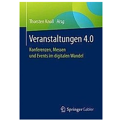 Veranstaltungen 4.0 - Buch