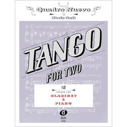 Tango For Two for Clarinet & Piano