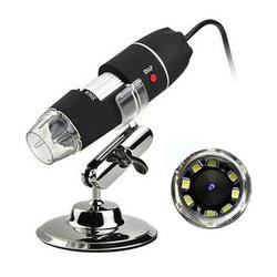 Gotui USB-Mikroskop Digitalmikroskop (Digitale Lupe Endoskop-Videokamera mit 8LED,1000X Zoom HD 1080P)