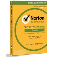 Symantec Norton Security Standard 3.0 PKC DE Win Mac Android iOS