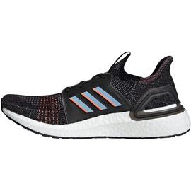 adidas Ultraboost 19 black-light blue/ white, 42