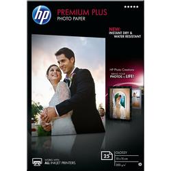 HP Premium Glossy Fotopapier 25 Bögen (10 x 15)