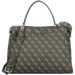 Guess Uptown Chic Handtasche 29 cm brown